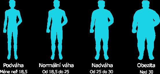 Kategorie BMI