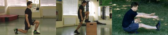 Cviky na hýžďové svaly