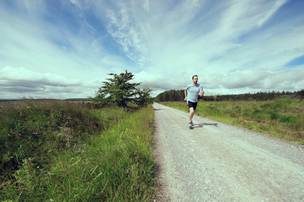 Běháním ke zdravé váze