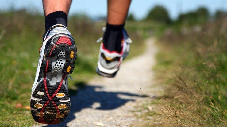 Běhání trénink
