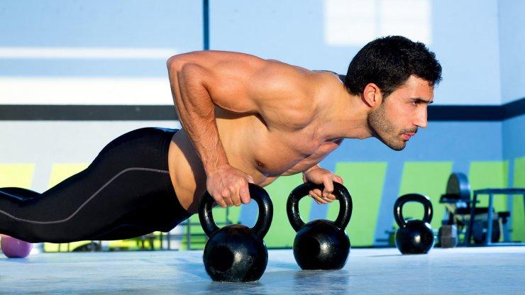 CrossFit trénink