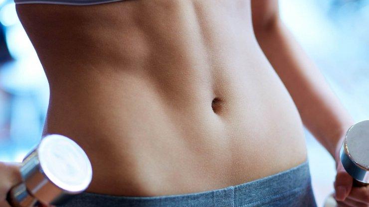 Metabolismus a posilování