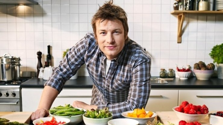 Jamie Oliver osvěta
