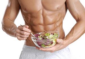Vypracové břišní svaly