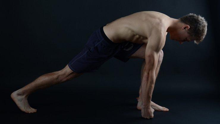 Jan Kuděj fitness