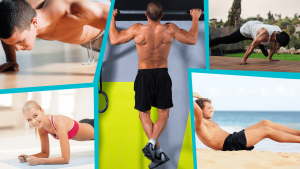 Jak zapojit svaly celého těla vlastní vahou