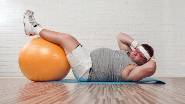 Jak posilovat břicho