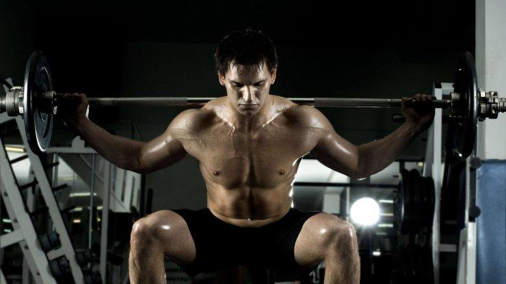 Maximální výkon při cvičení