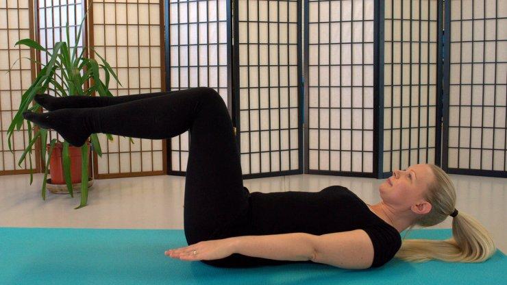 Pilates cvik