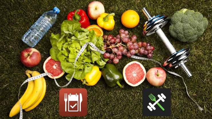 Aplikace pro lepší jídelníček