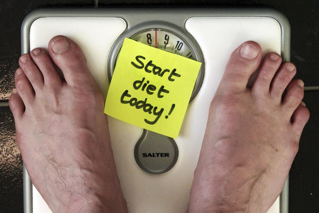 skinny fat - čas na dietu