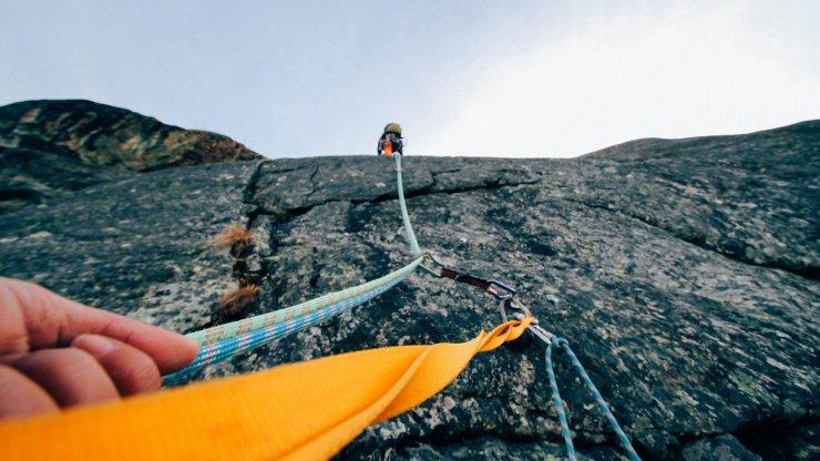 Horolezectví zdatnost