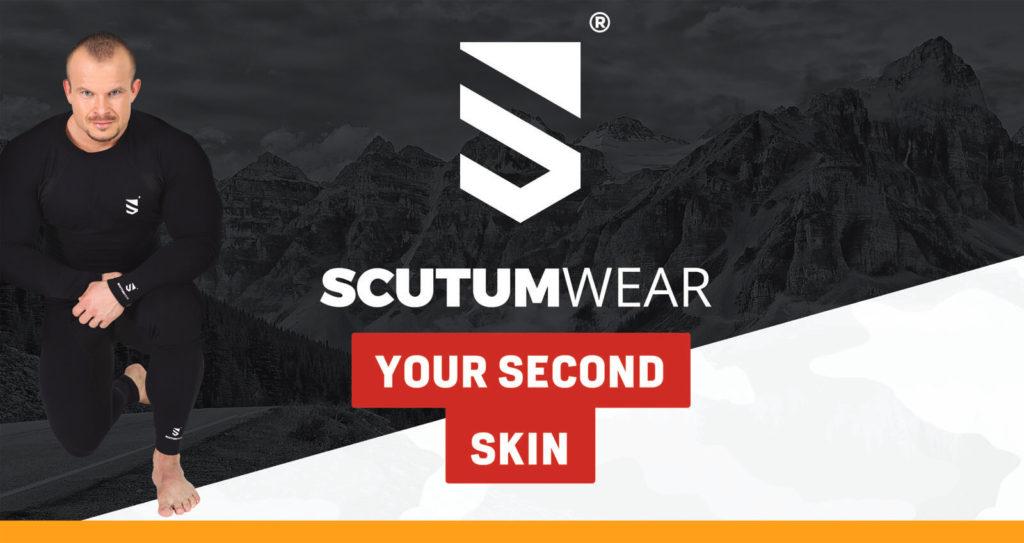 Scutum Wear - Vaše druhá kůže