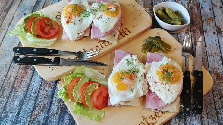 Potraviny bohaté na bílkoviny