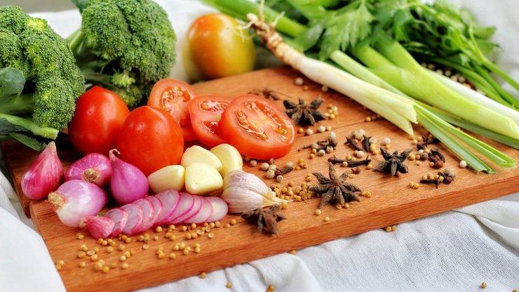 Antinutrienty v rostlinné stravě