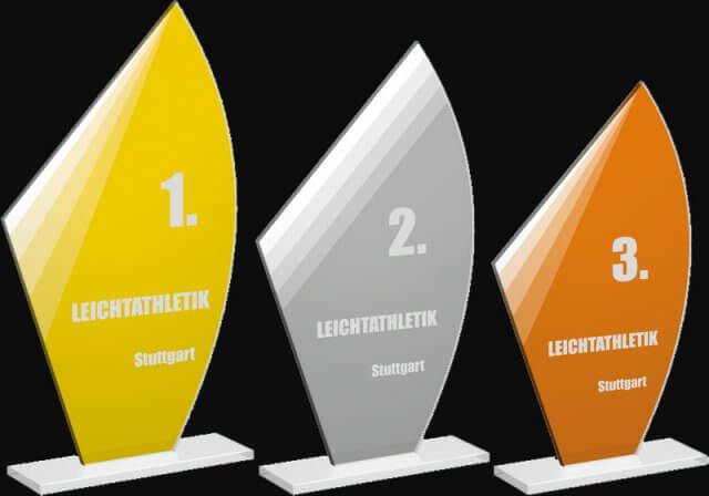 Soutěžní trofeje