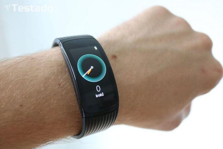 Samsung Gear Fit 2 Pro - Testado