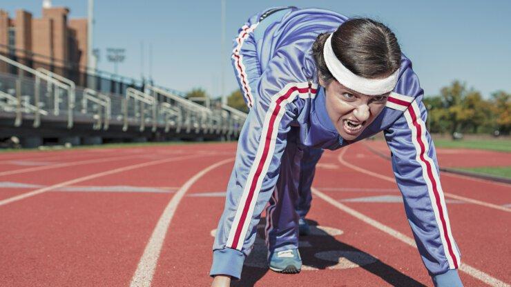 Výbava na běhání